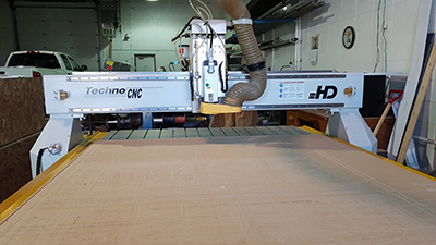 Techno CNC HD Series 60120