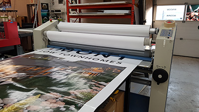 Seal Heated Laminator